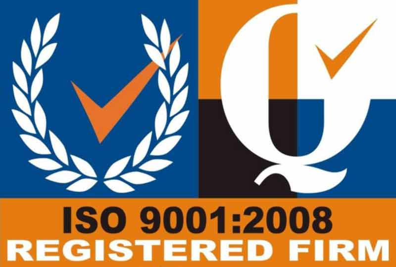 ISO-9001 Certified