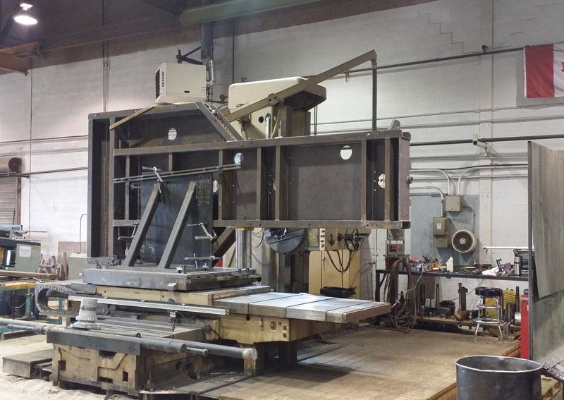 machine shop calgary
